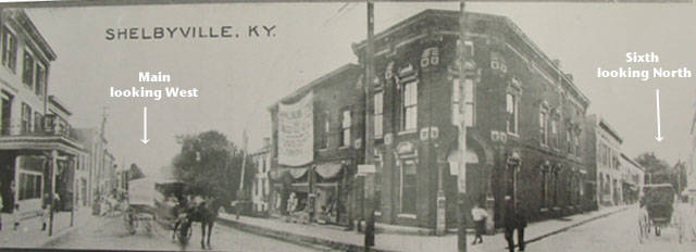 Historical Photo Of Main Street Bank